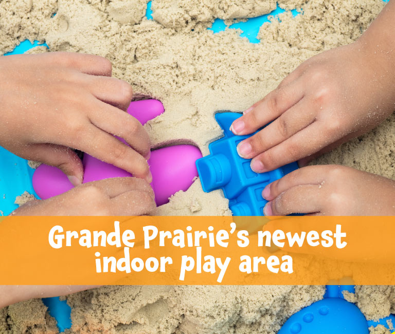 The Sand Zone - Grande Prairie